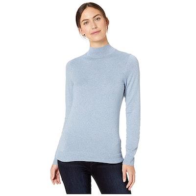 Amazon Essentials Mock Neck Sweater