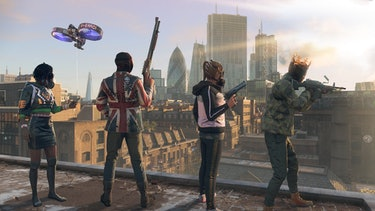 watch dogs legion characters