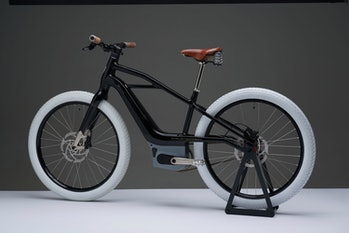 Harley-Davidson spun off its e-bike division into a separate company.