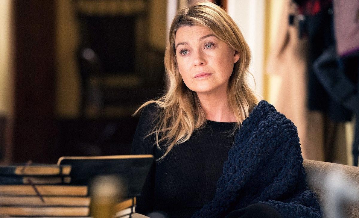 Ellen Pompeo teased 'Grrey's Anatomy' could end after Season 17.