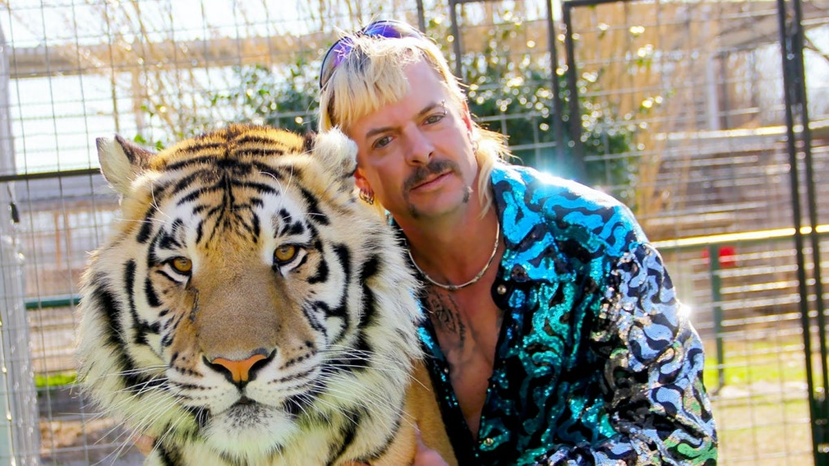 You can still be Joe Exotic for Halloween even if you're a last-minute planner.