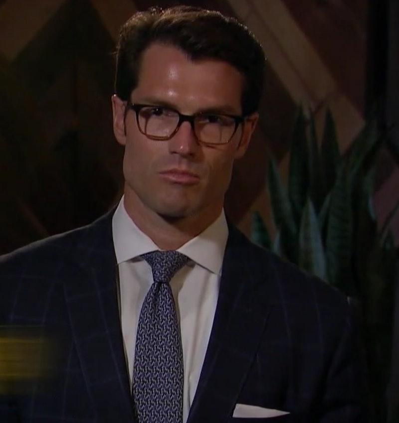 Bennett on 'The Bachelorette'