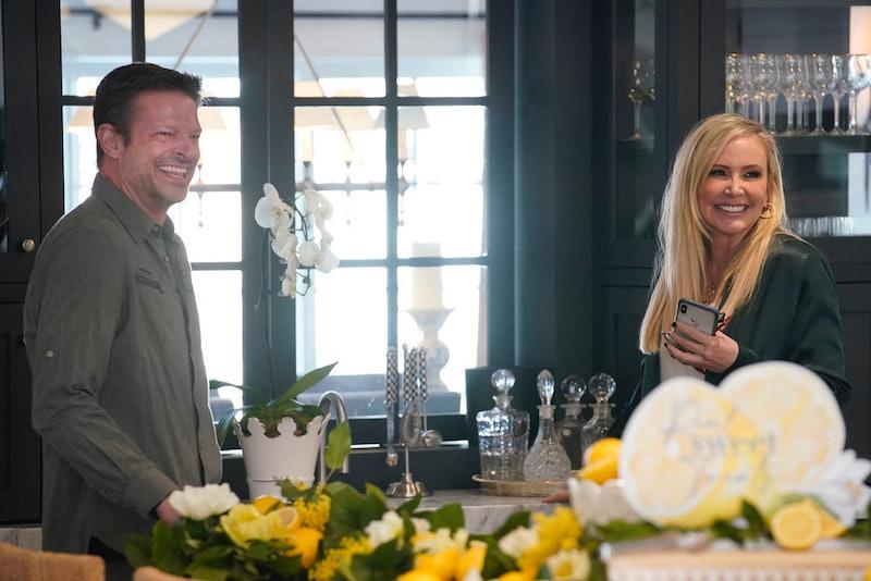 John Janssen & Shannon Beador in 'The Real Housewives of Orange County' Season 15 via Bravo's press site