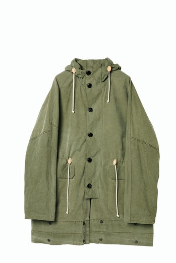Eye/Loewe/Nature Military Tent Parka