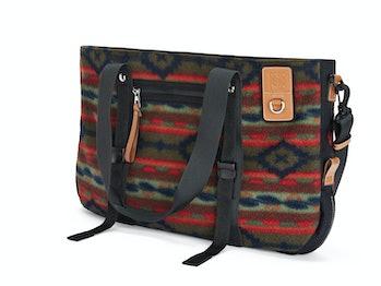 Eye/Loewe/Nature Flannel Tote Bag