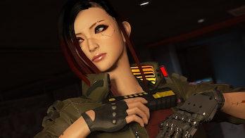 cyberpunk 2077 female v