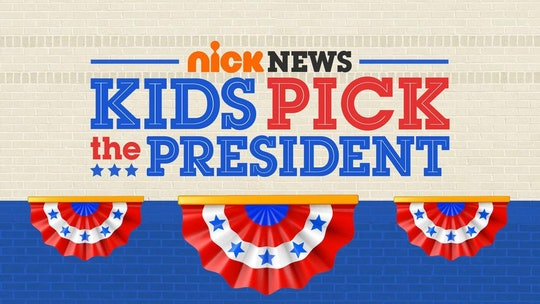 Kids want Joe Biden to be the next president.