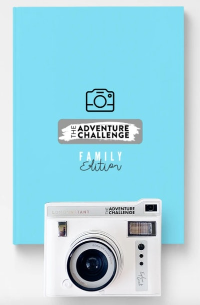 Scratch Off Adventure Challenge & Lomography Instant Camera (4+)