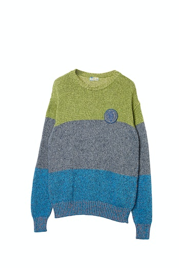 Eye/Loewe/Nature Recycled Ocean Plastic Jumper