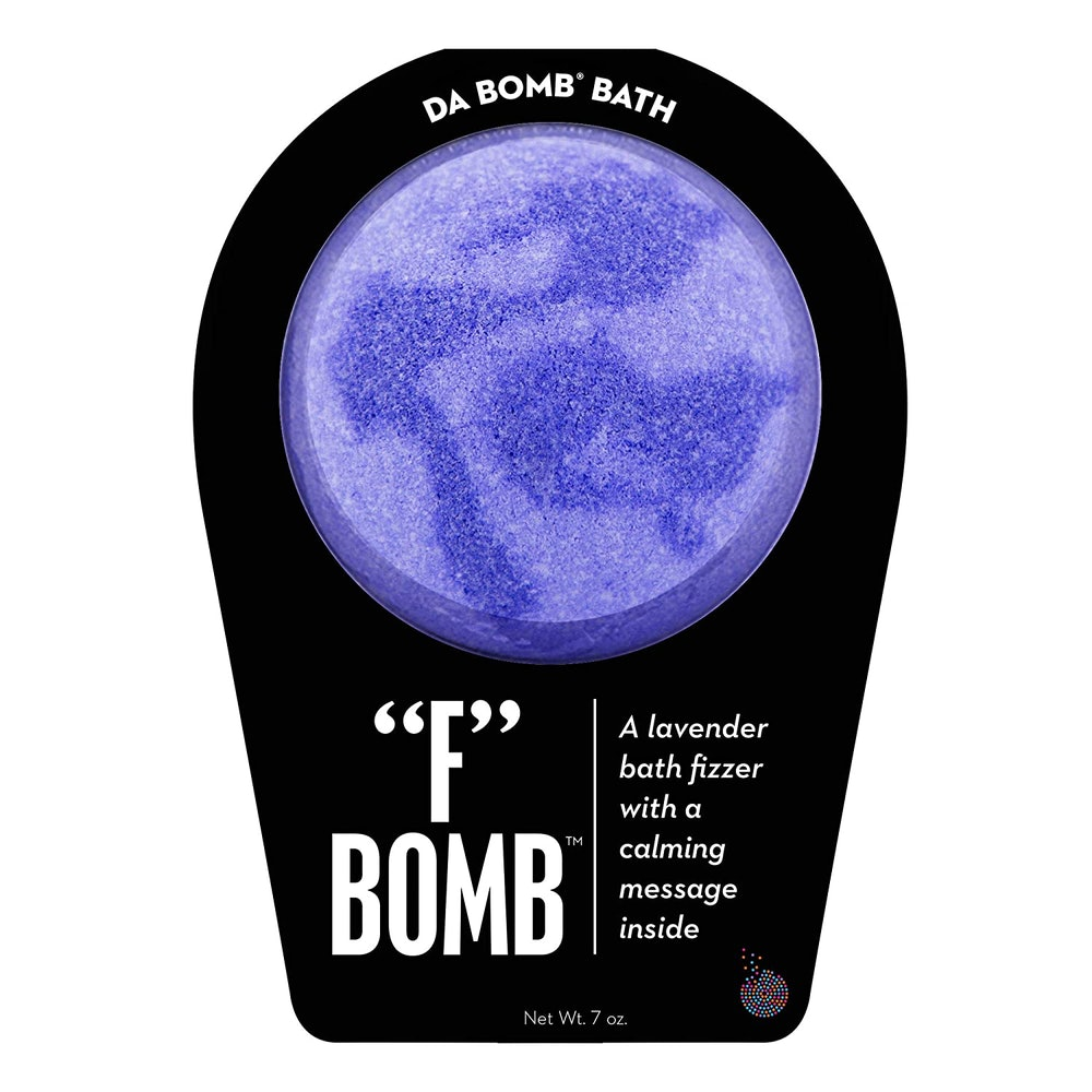 """Da Bomb""""F"""" Bath Bomb"""