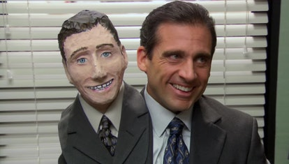 Michael Scott on The Office via a screenshot