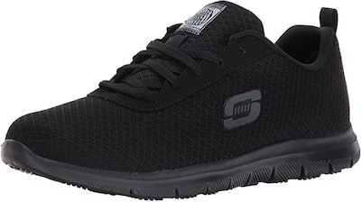Skechers Ghenter Bronaugh Work Shoe