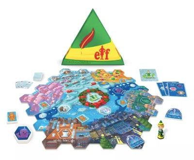 Funko Elf Journey From The North Pole Game (7+)