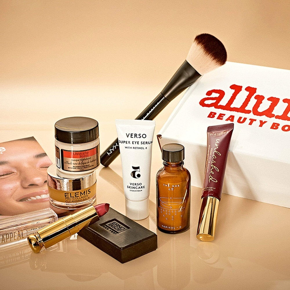 Allure Beauty Box Subscription