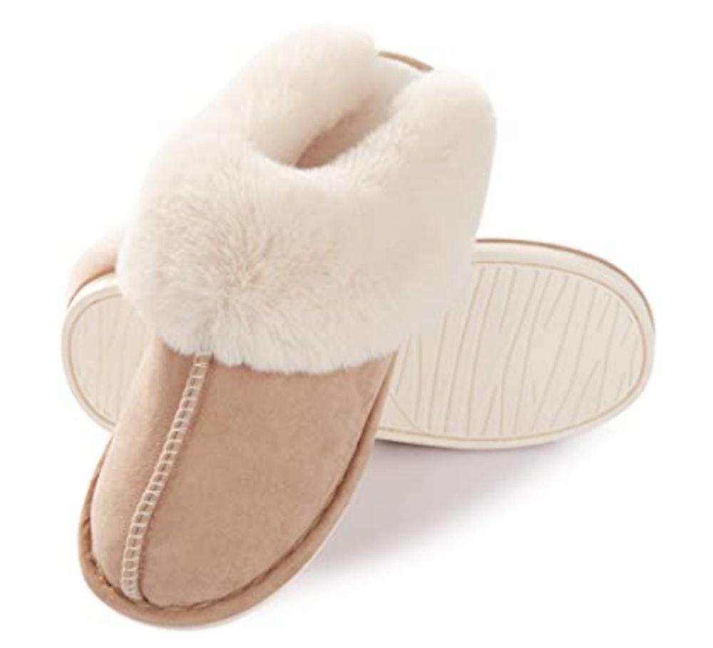 Donpapa Memory Foam Slippers