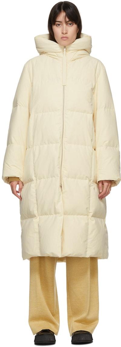 Off-White Long Coat
