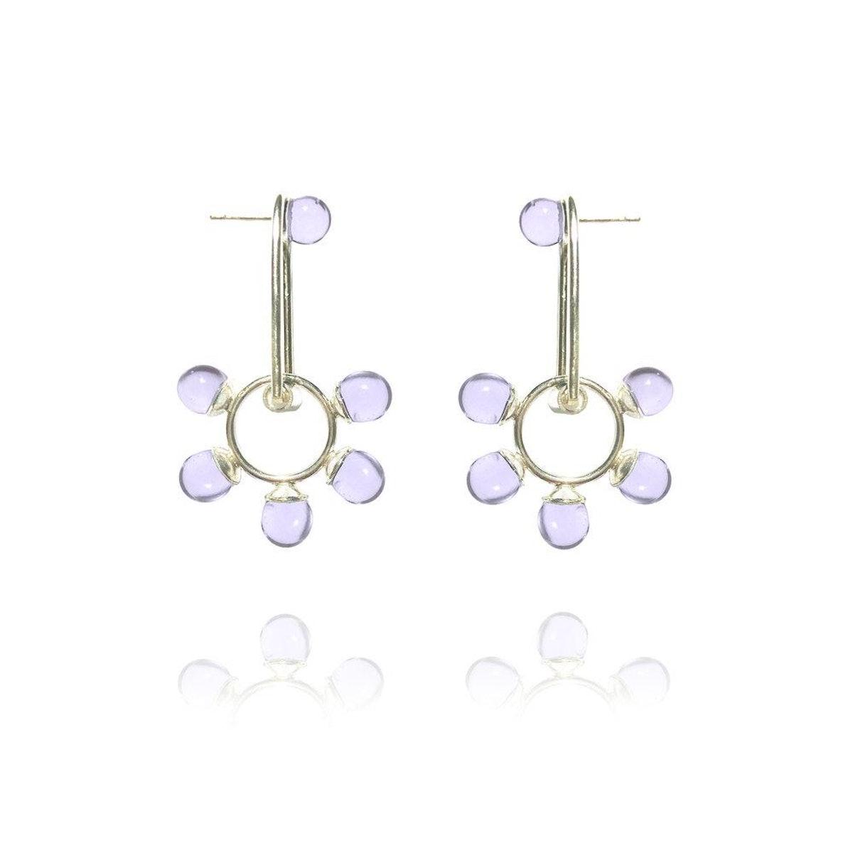 Pendulum Shift III Earrings
