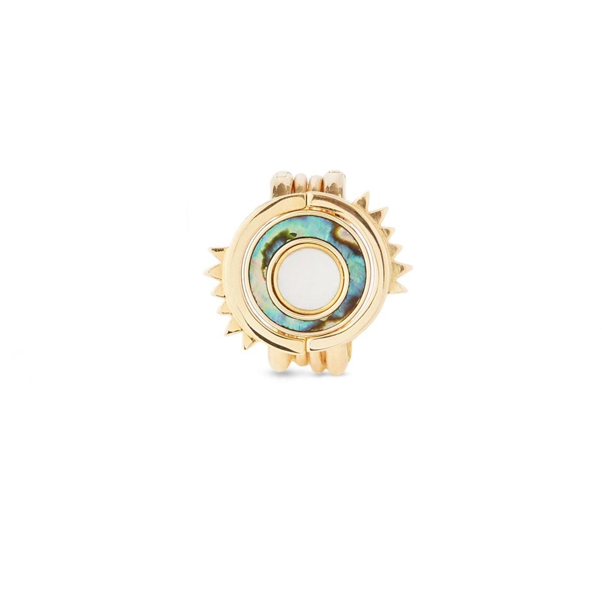 Solana 4-In-1 Rings/Earrings