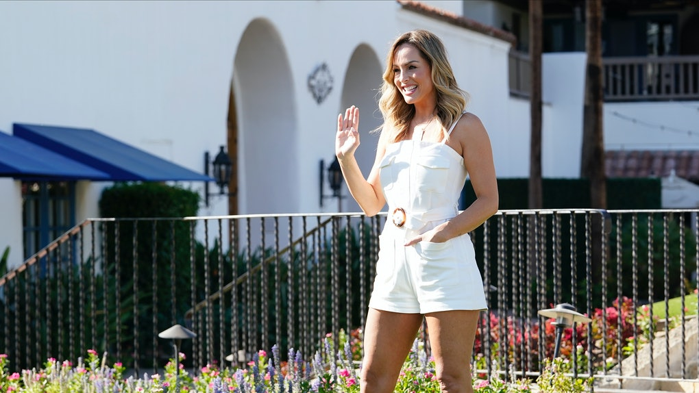Clare on 'The Bachelorette'