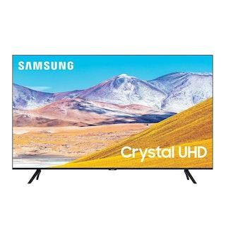 SAMSUNG 4K Smart TV, 55-Inch