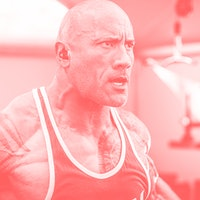 Dwayne 'The Rock' Johnson is cooking new earbuds to wear while you get swole