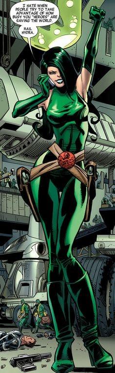 viper marvel comics madame hydra mcu