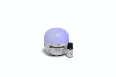 Marbled Bluetooth Speaker & Diffuser