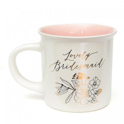 Style Me Pretty Mug - Lovely Bridesmaid