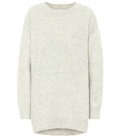 Étoile Isabel Marant Danaelle Wool-Blend Sweater Dress