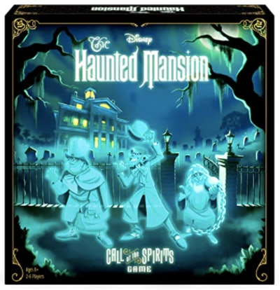 Funko Disney Haunted Mansion: Call Of The Spirits Board Game (6+)