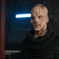 'Discovery' Season 3 star compares Saru's new job to Data becoming TNG captain