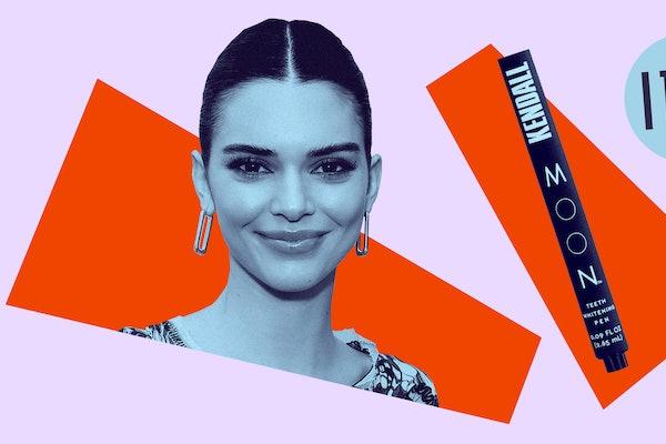 Kendall Jenner & Moon teeth whitening pen