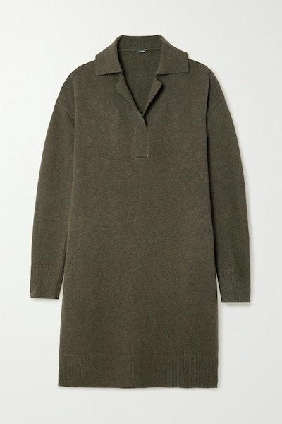 Joseph Oversized Wool Dress