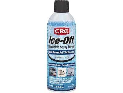 CRC 05346 Ice-Off Spray De-Icer (12 Oz.)