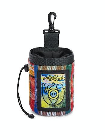Eye/Loewe/Nature Flanel Chalk Bag