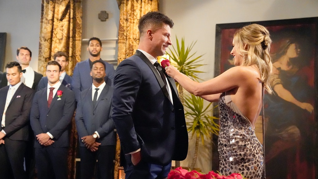 Zach J. on 'The Bachelorette'