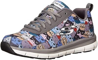 Skechers Comfort Flex Health Care Professional Shoe
