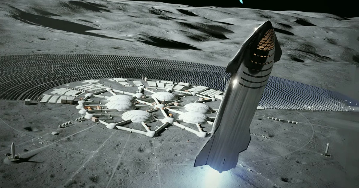 Lunar base: How NASA's moon water discovery could support human habitats