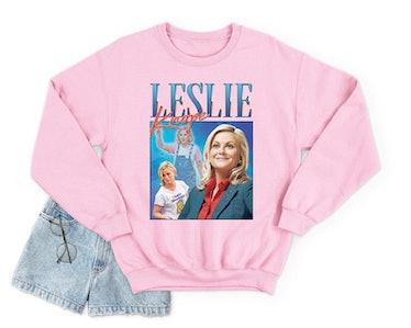 Leslie Knope Sweatshirt