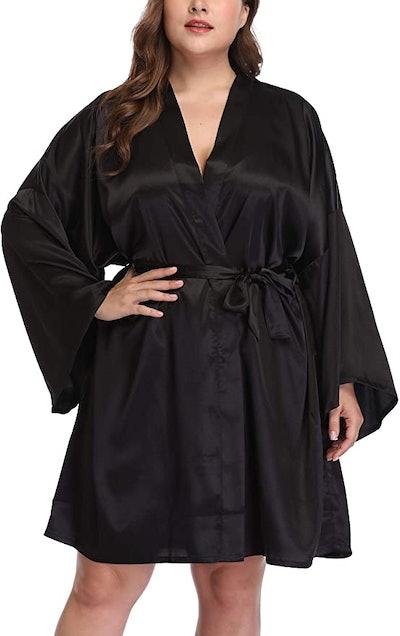 Corset Outlet Satin Robes