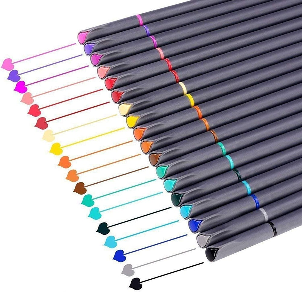 iBayam Colored Journal Pens