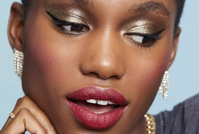 Affordable holiday makeup for parties, family dinners, and all occasions.