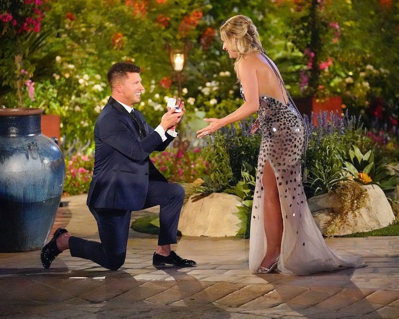 Zach J. was eliminated on 'The Bachelorette' by Chris Harrison after an uncomfortable date with Chris Harrison.