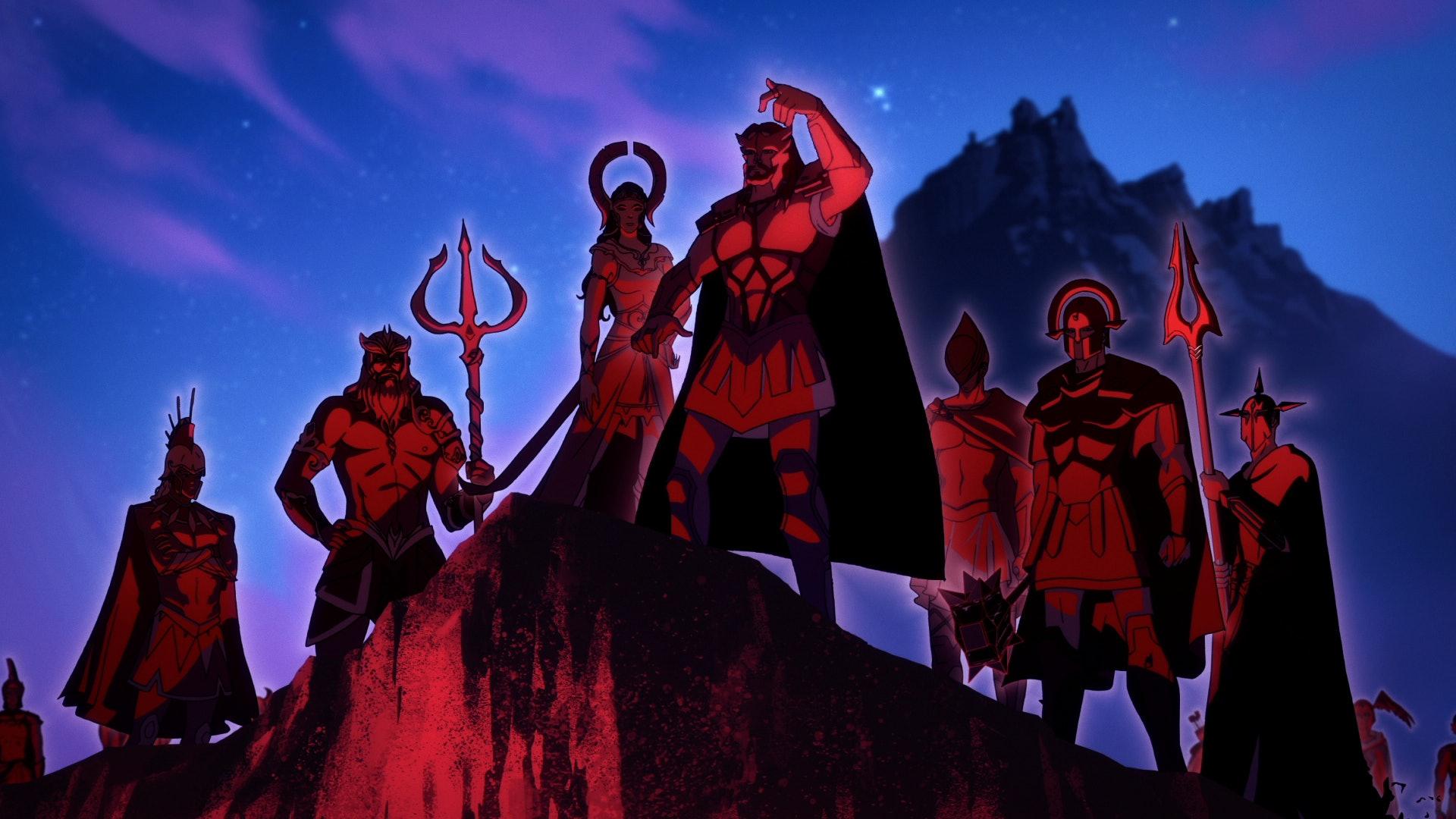 Blood of Zeus' Season 2 release date depends on one Netflix metric,  creators reveal