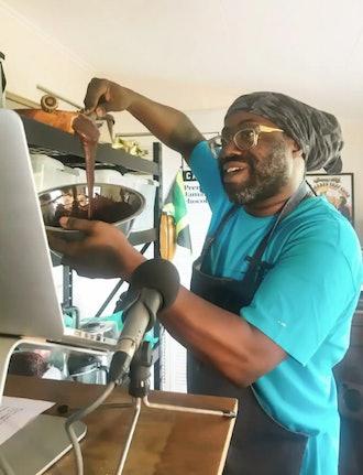 Chocolate Origins & Create with a Maker