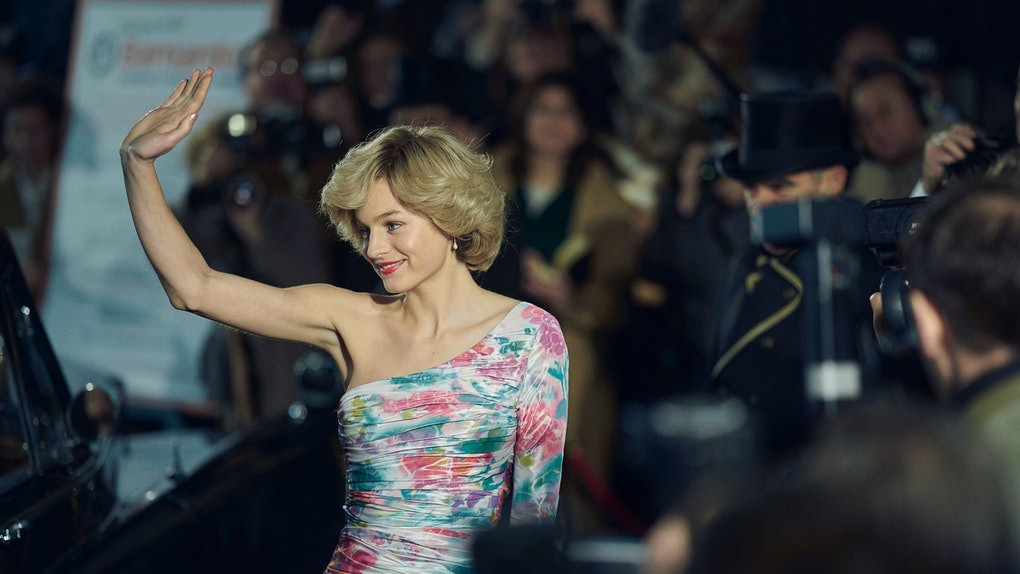 Princess Diana in Netflix's 'The Crown' Season 4