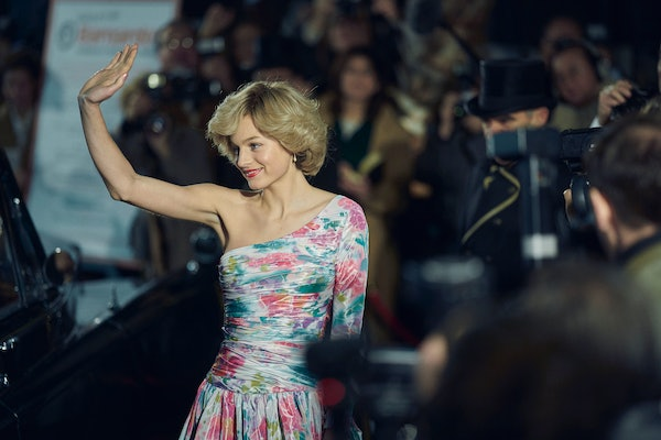 Princess Diana in Netflix's 'The Crown' Season 4