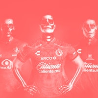 These 'Day of the Dead' soccer jerseys are what spooky season is all about