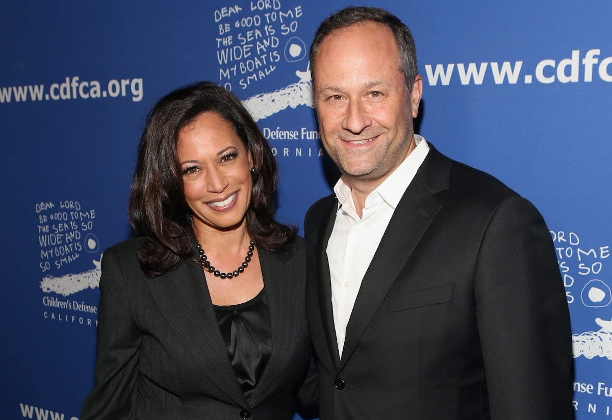 How did Kamala Harris and Doug Emhoff meet? You'll never believe this adorable story.