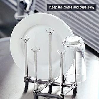 Marbrasse Dish-Drying Rack